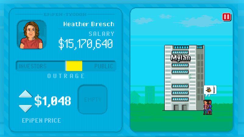 epipen tycoon screenshot